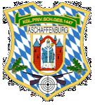 Königlich privilegierte Schützengesellschaft 1447 Aschaffenburg Logo